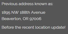 Previous-address